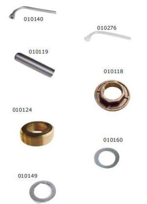 accessori per colonne e rubinetti